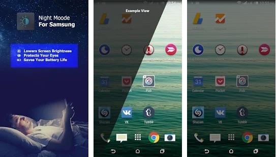 Night Mode for Samsung
