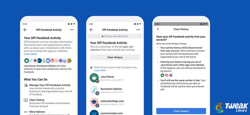 Off-Facebook Activity: How Facebook Tracks You