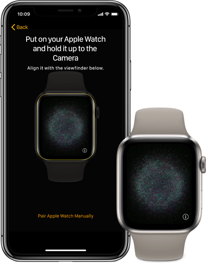 Pair your Apple Watch to your iPhone