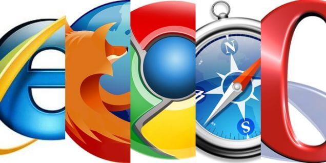 incognito mode or private browsing on top browsers