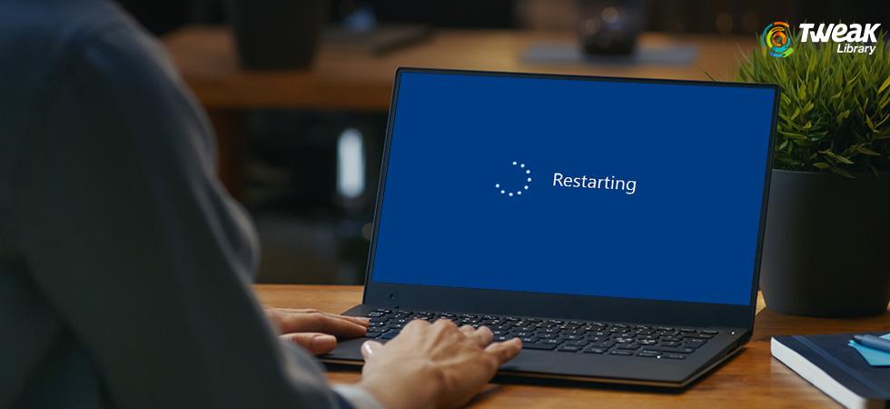 Windows 10 Stuck On Restart? We have the Solution