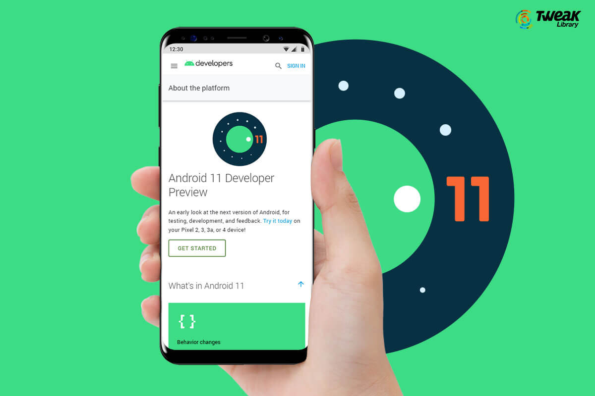 Google releases Android 11 developer preview