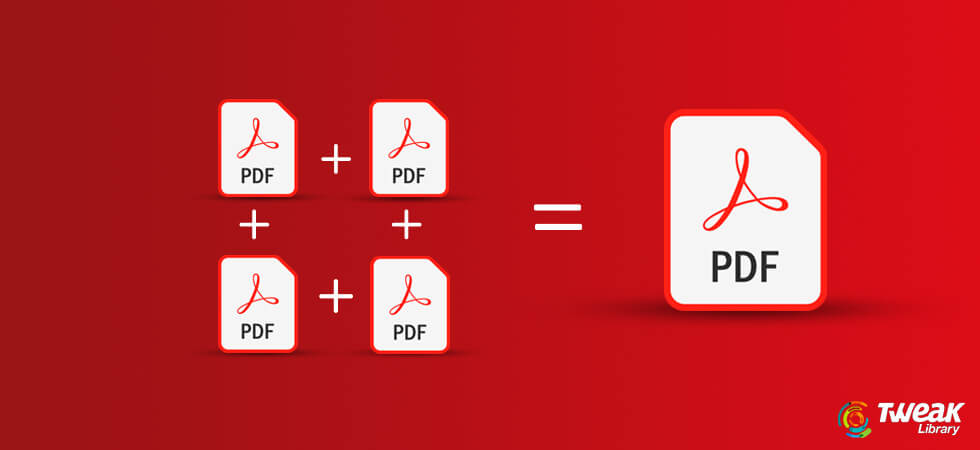 How To Combine PDF Files For Windows And MacOS