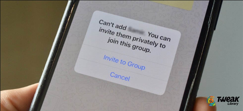 How to Stop Someone From Adding You to WhatsApp Groups