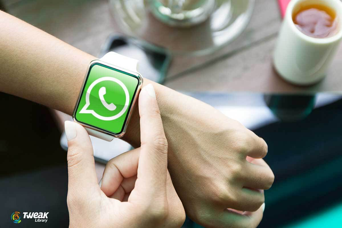 How To Use WhatsApp on Apple Watch