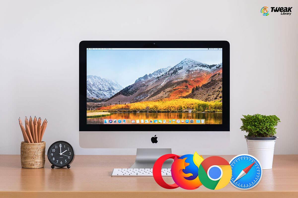 best web browser for mac