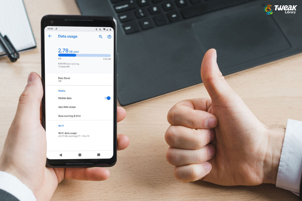 Here Are The Best Ways To Reduce Data Usage on Android