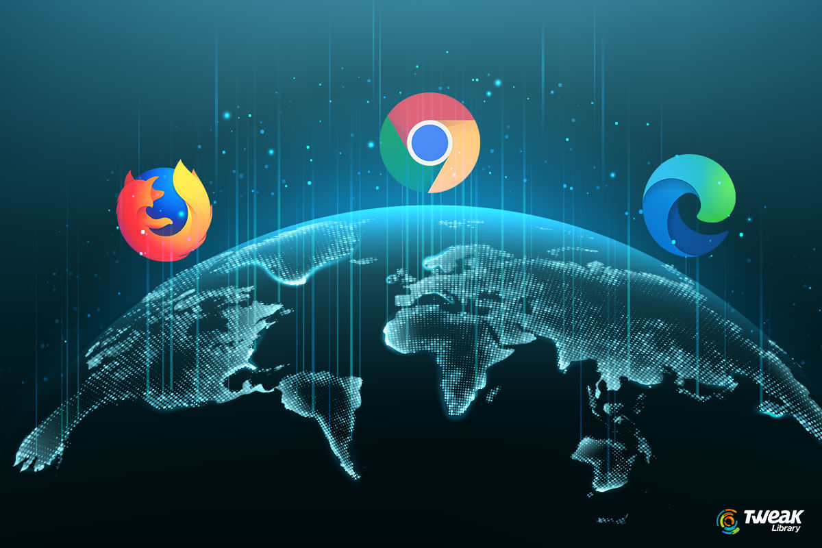 How Set Proxy Server On All Major Internet Browsers