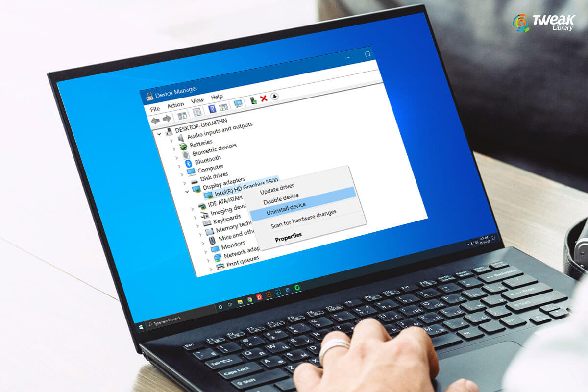 How To Reinstall Graphics Drivers In Windows 10