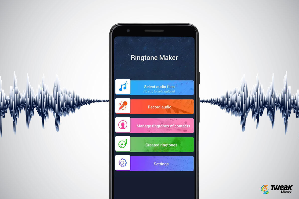 Top 10 Ringtone Maker Apps For Android