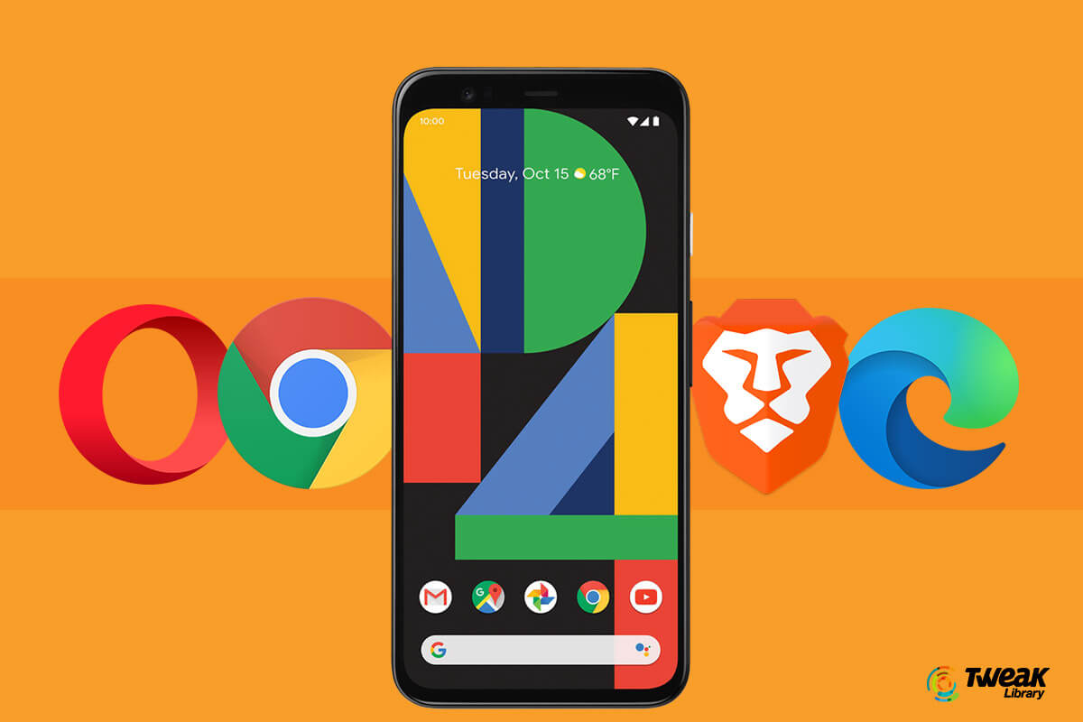 Top 8 Fastest Browsers For Android- Which One To Choose?