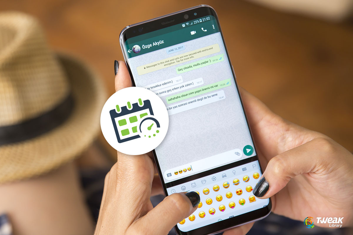 Everything About Scheduling Messages On WhatsApp On Android