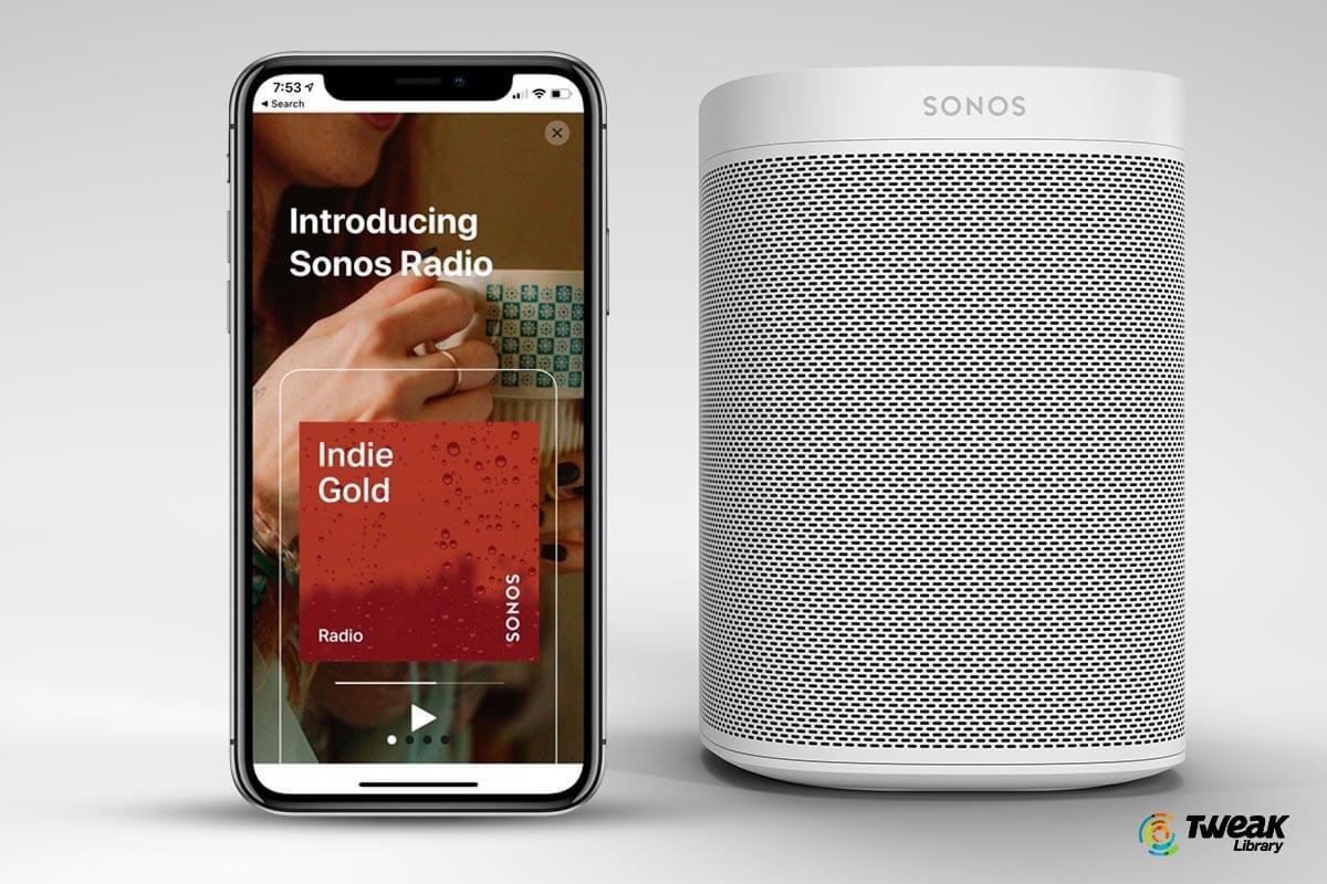 Sonos Introduces Its Streaming Radio Service – Sonos Radio