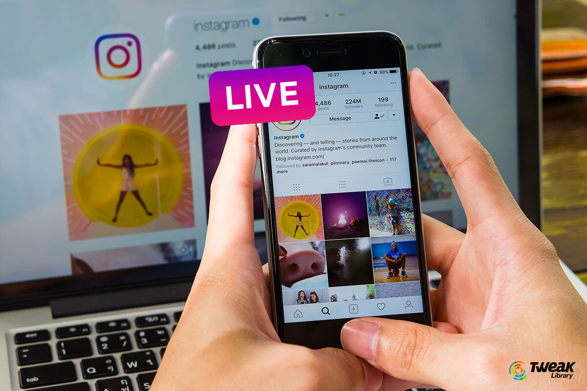 Tips to Watch Instagram Live Videos in Browser