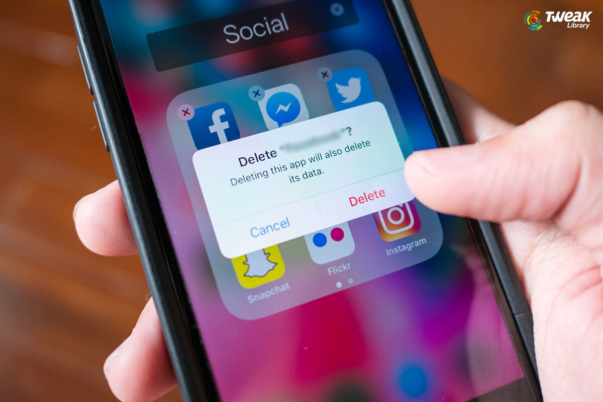 Uninstall These Apps Immediately For Your Device's Sake