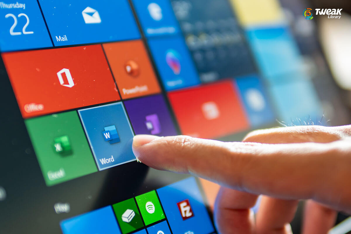 """How to Fix """"Windows 10 Touchscreen Not Working"""" Issue?"""