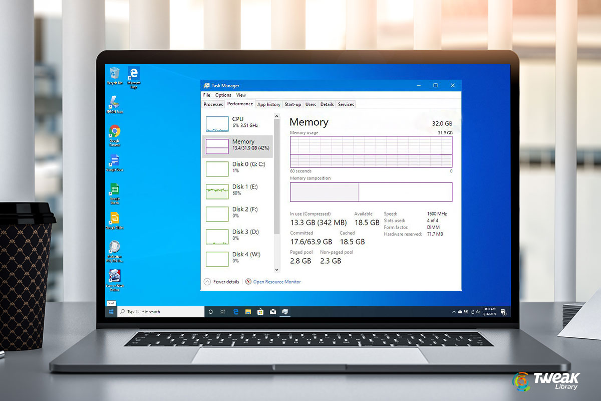 How To Check RAM Speed In Windows 10?