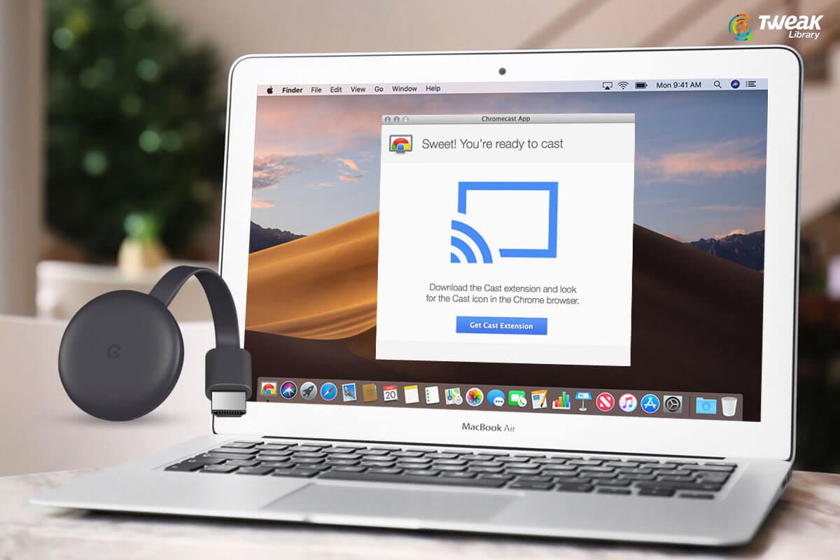 How To Mac Display Extention For Chromecast