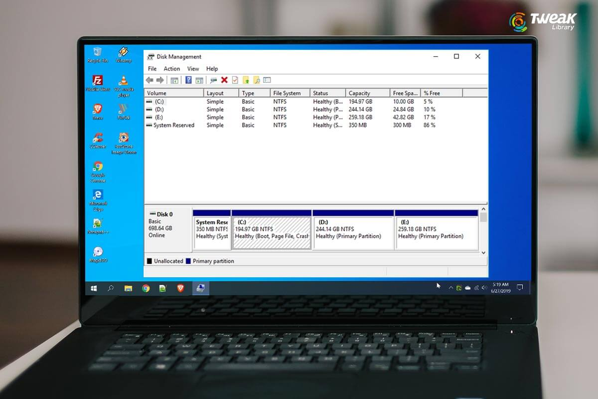 How to Extend C: Drive Space in Windows 10