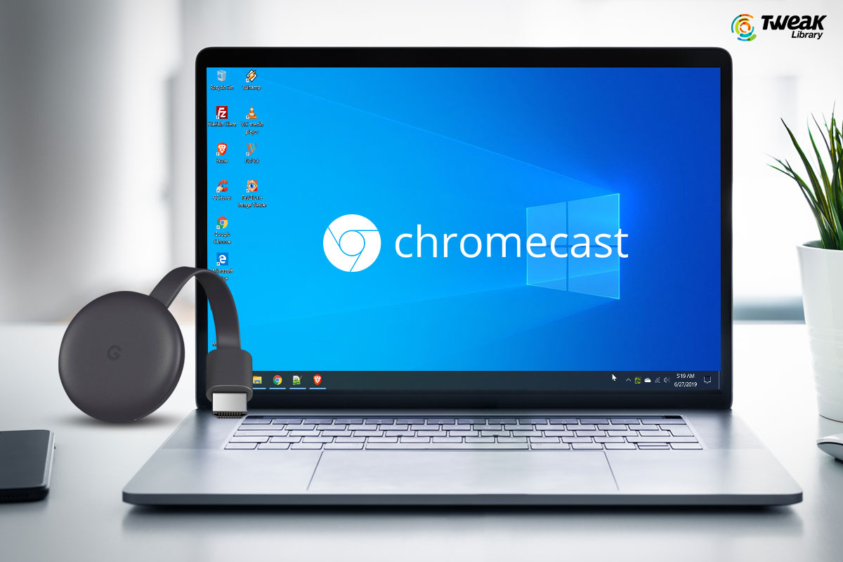 How to Set up Chromecast on Windows 10 and Cast the Screen