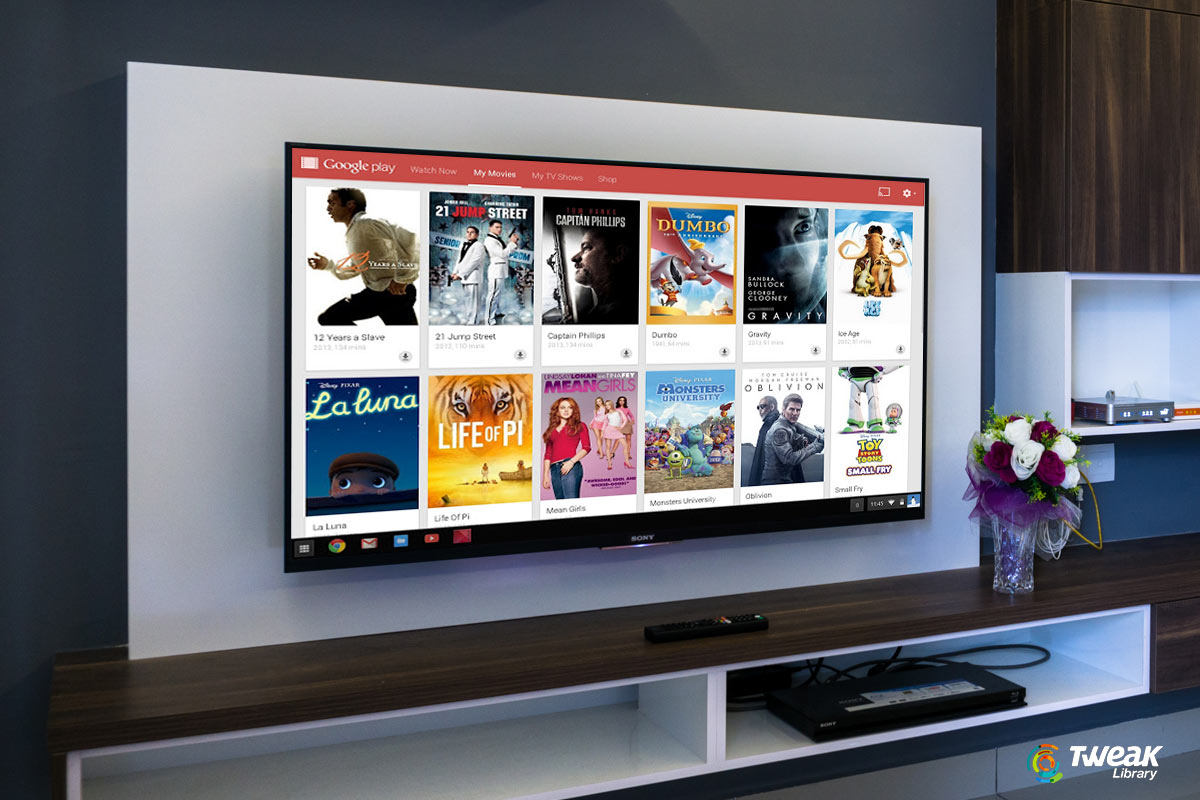 How To Watch Google Play Movies on TV