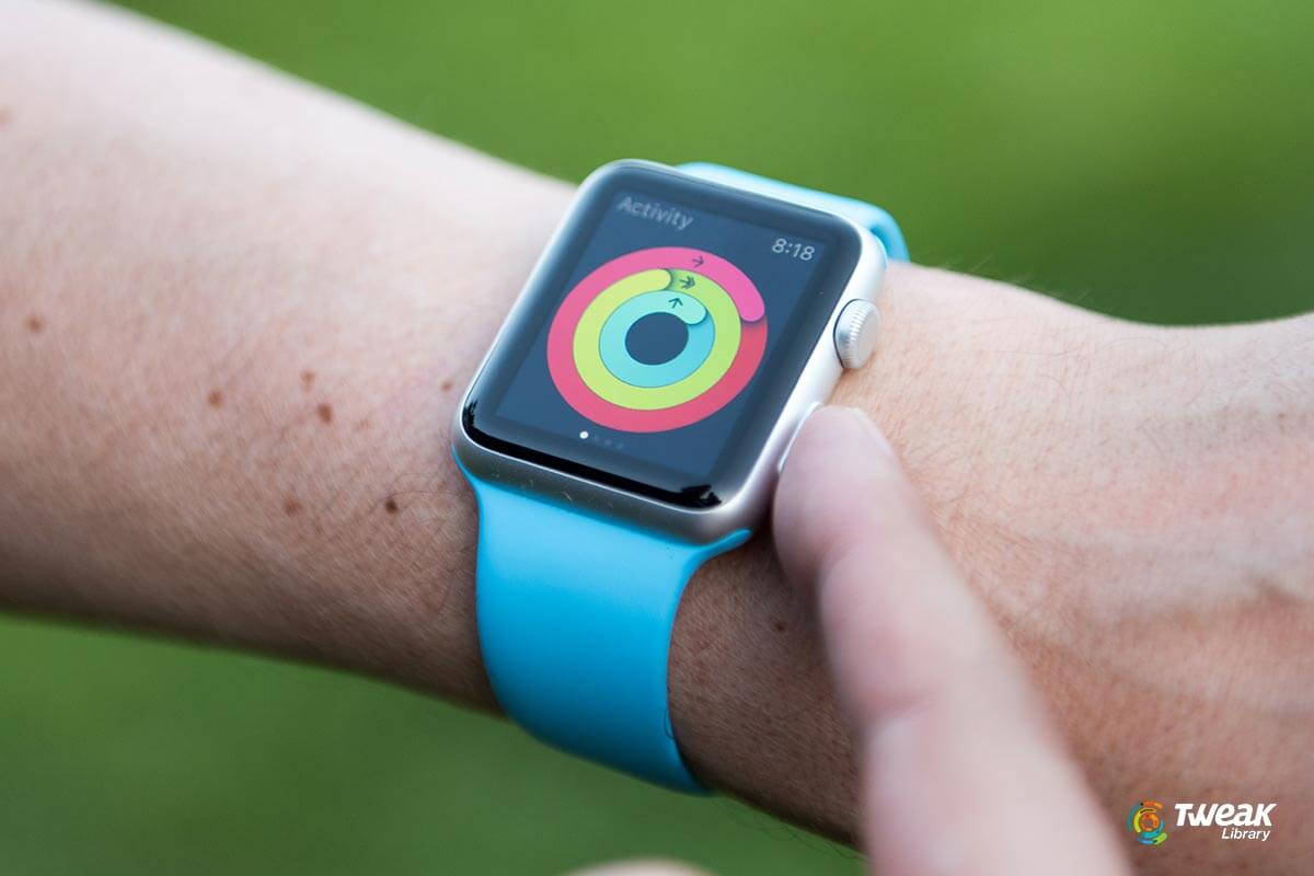 How to fix apple watch not tracking steps