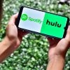 How to get Spotify and Connect To hulu
