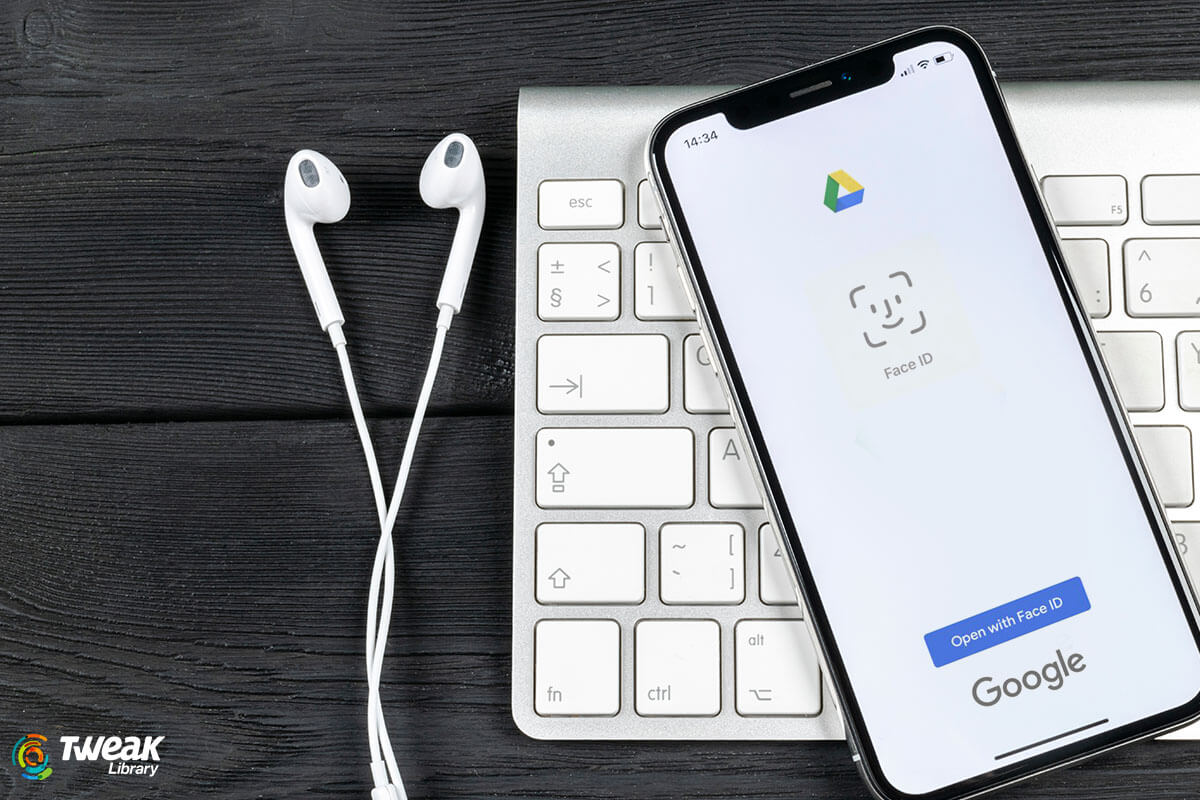 How to Secure Google Drive with Face ID or Touch ID