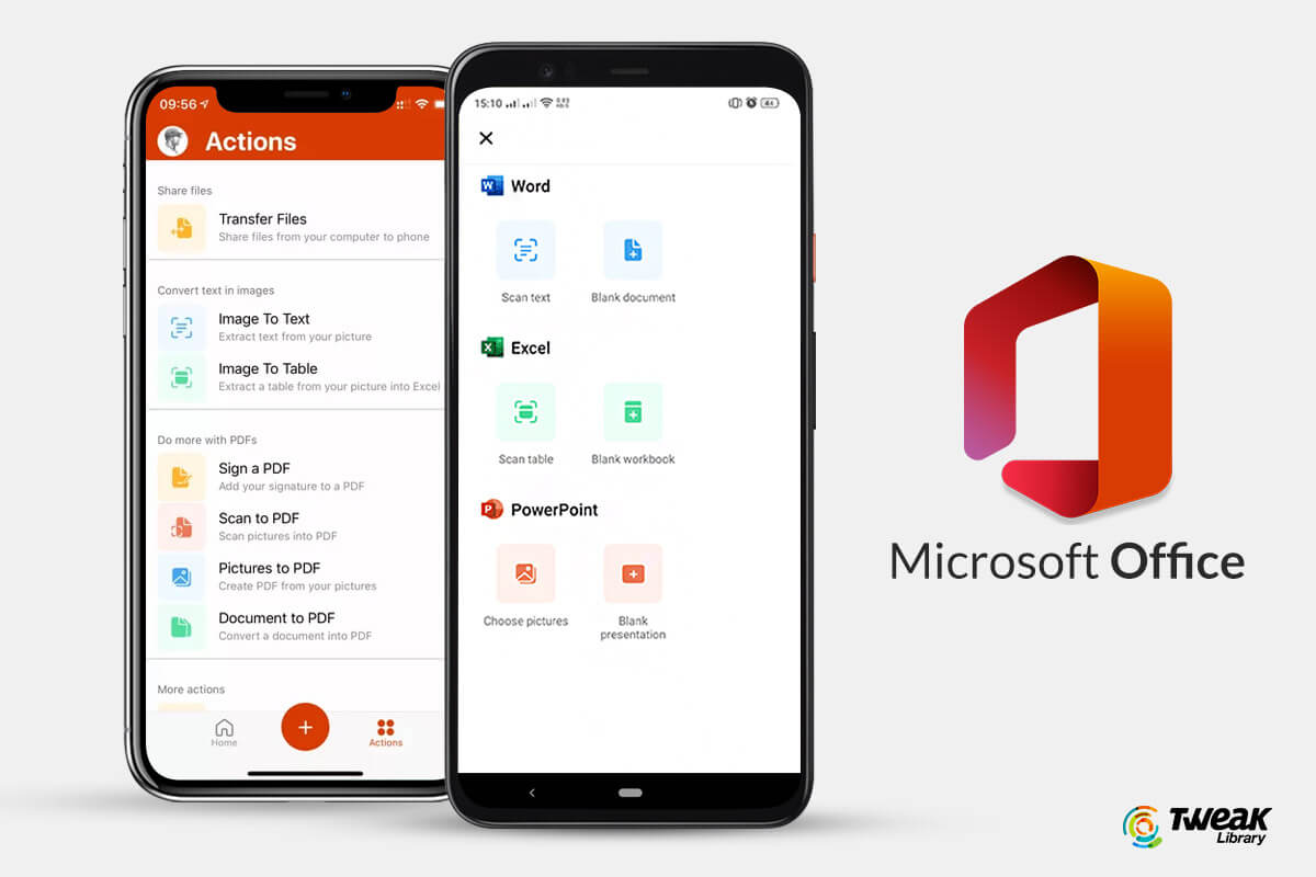 How To Use Microsoft's New Office App On Android And iOS