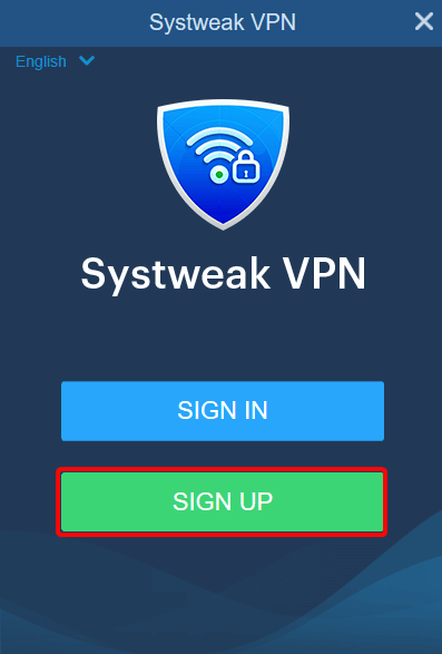 How to use and install Systweak VPN