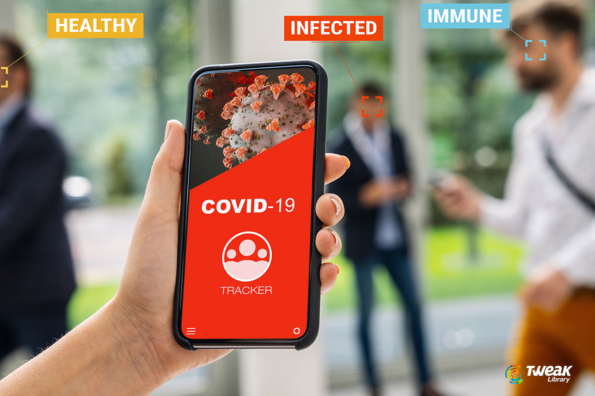 Location Tracking Ban on COVID-19 Contact Tracing Apps