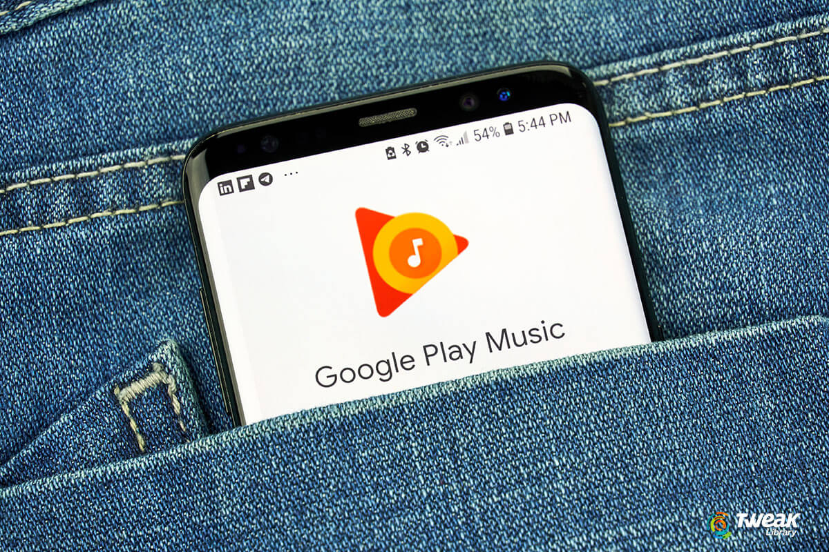 Start Downloading Music From Google Play to Your Phone