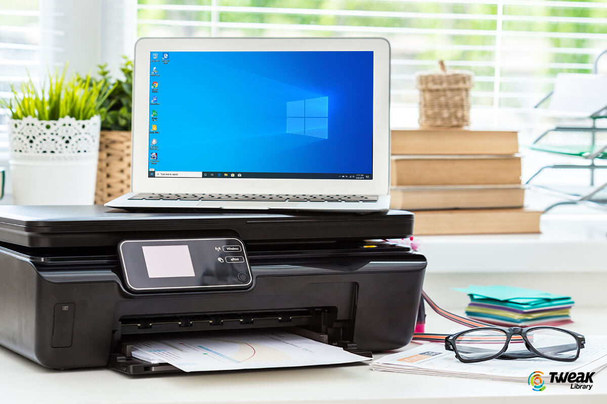 How to set default printer In Windows 10