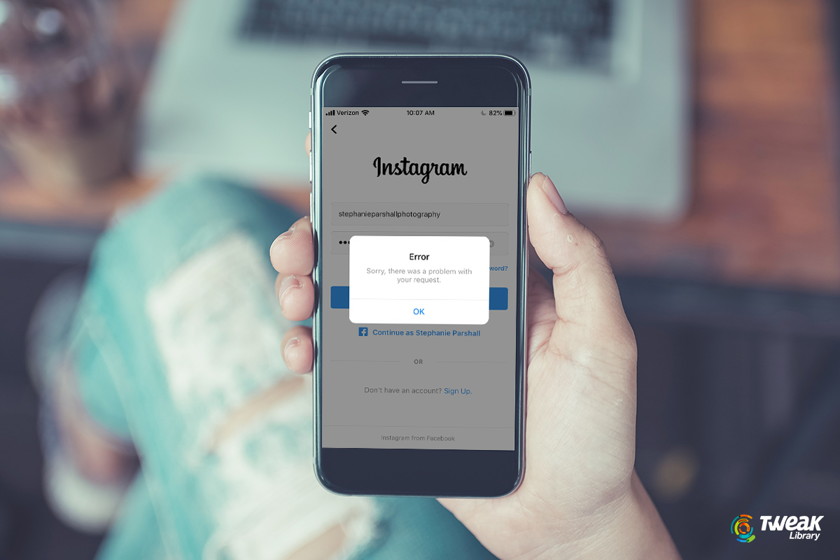 How to Fix Instagram Sign up Error?