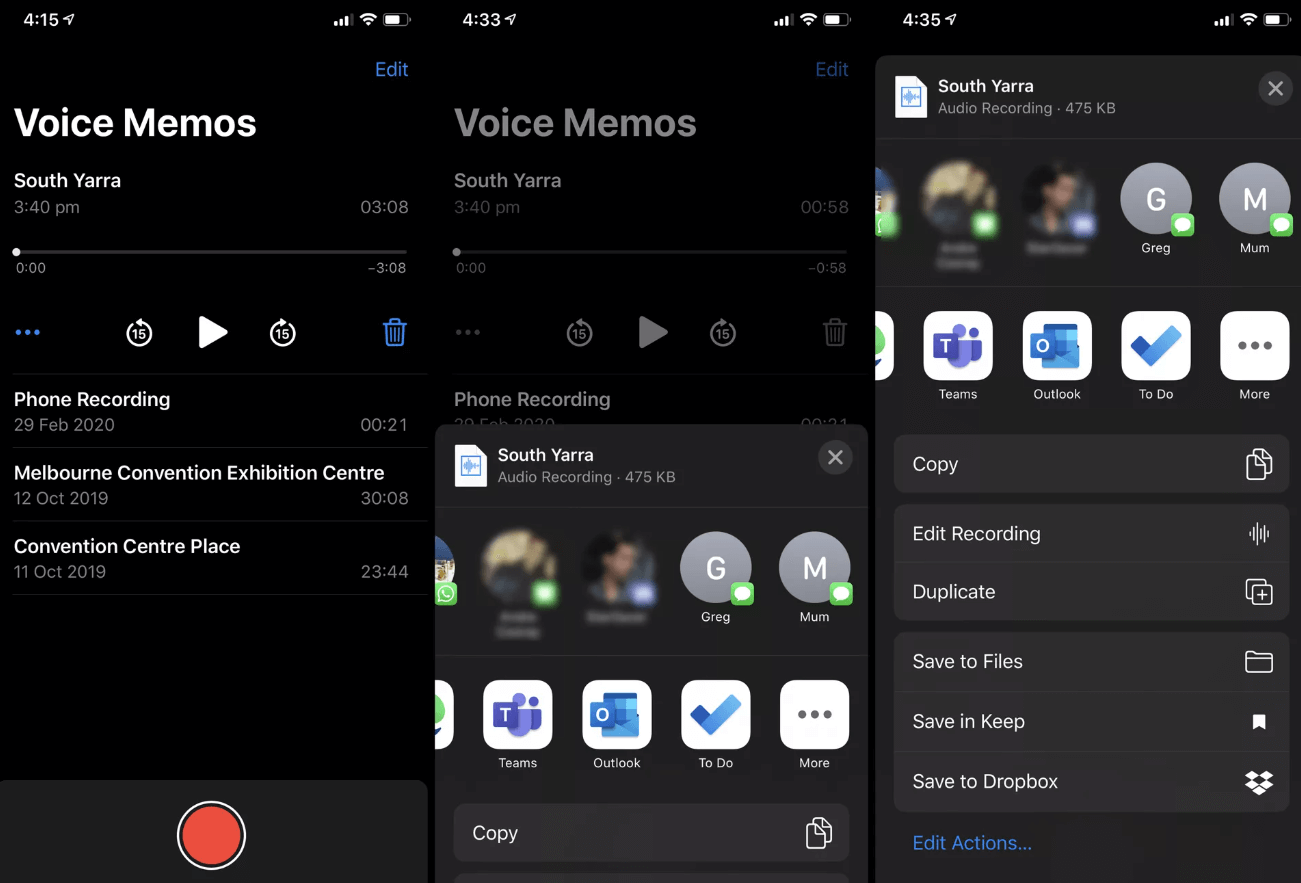 All You Need To Know About Voice Memos on iPhone