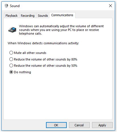 sound properity