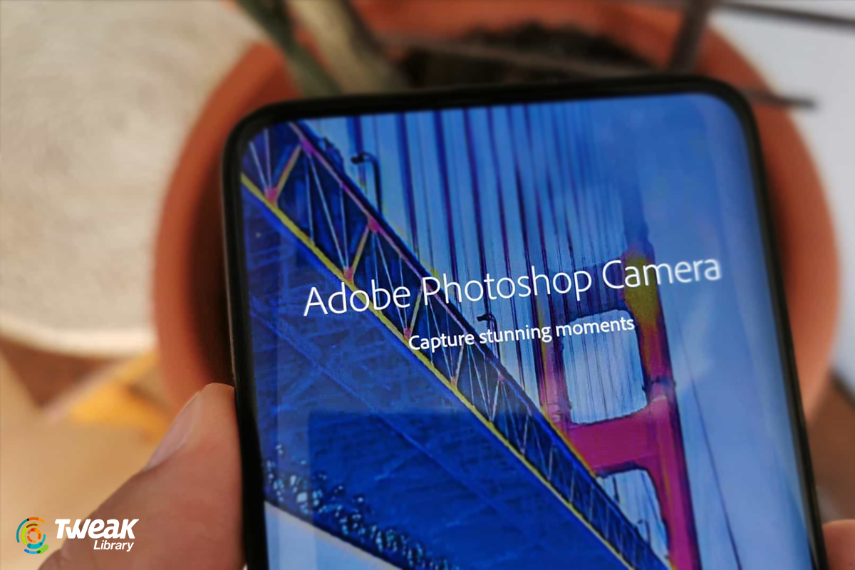 Adobe's Photoshop Camera App Review