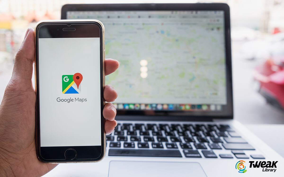 Google Maps New Feature for COVID-19.
