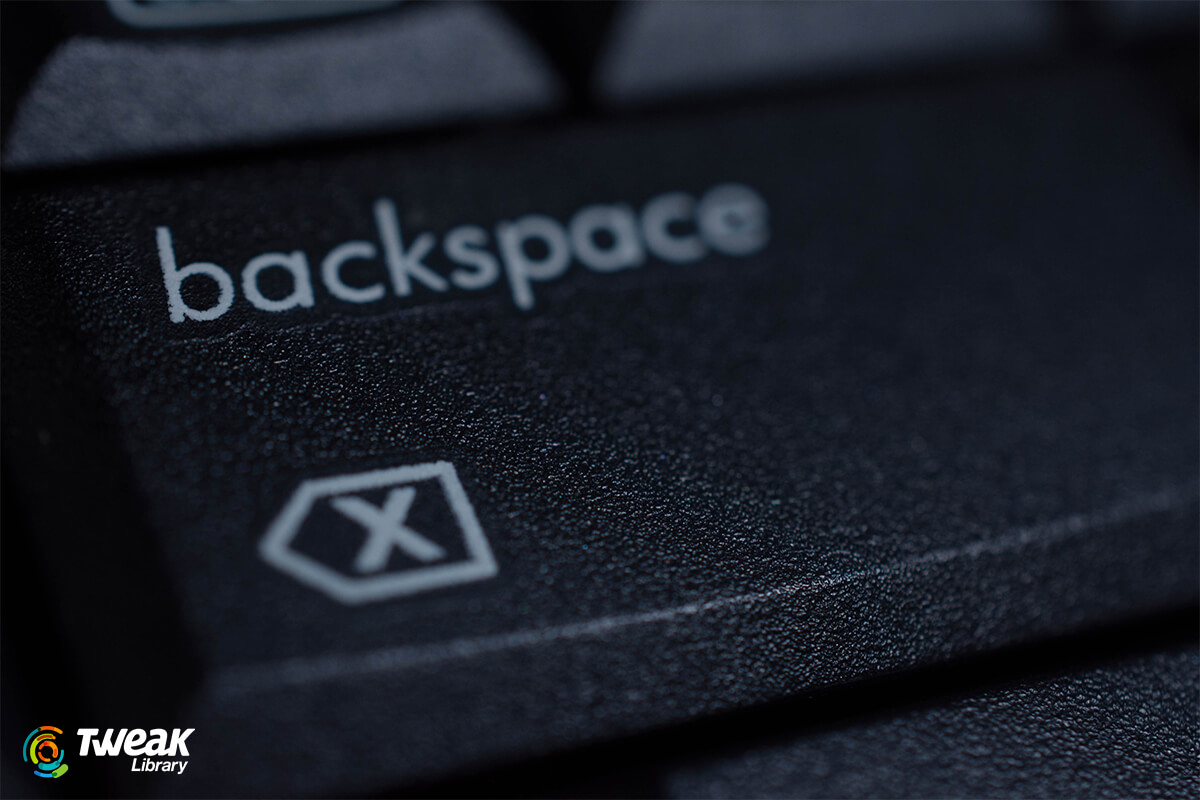 How to Fix Backspace not Working in Windows 10