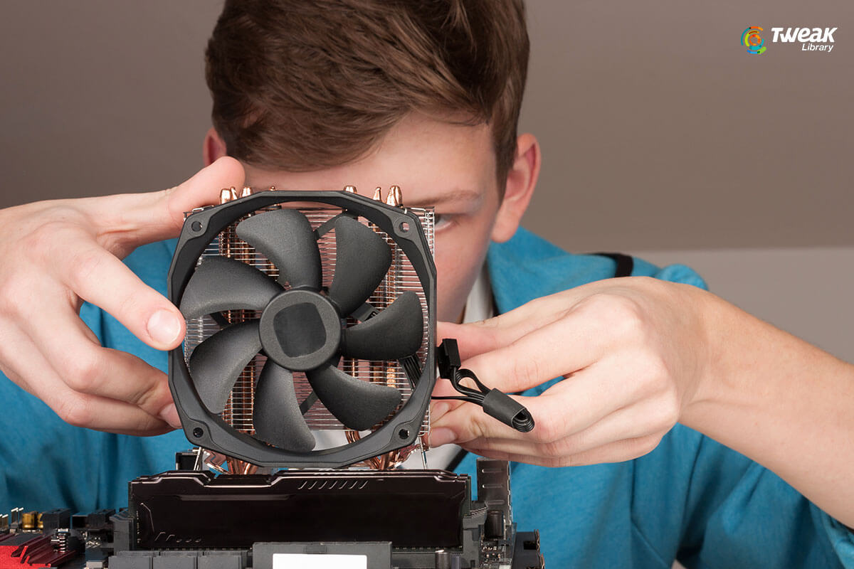 How to Fix CPU Fans Not Spinning in Windows 10