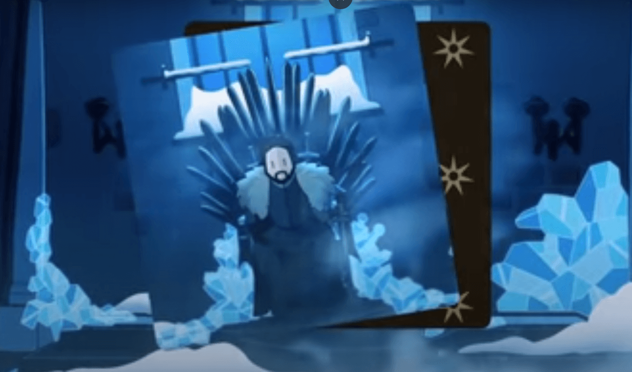 Reigns. Game of Thrones