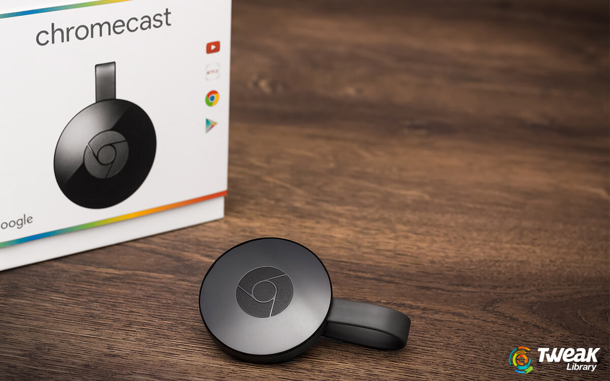 Factory Resetting a Chromecast To Its Default Settings
