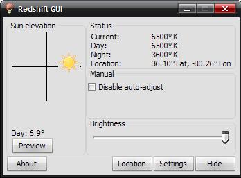 brightness controller app
