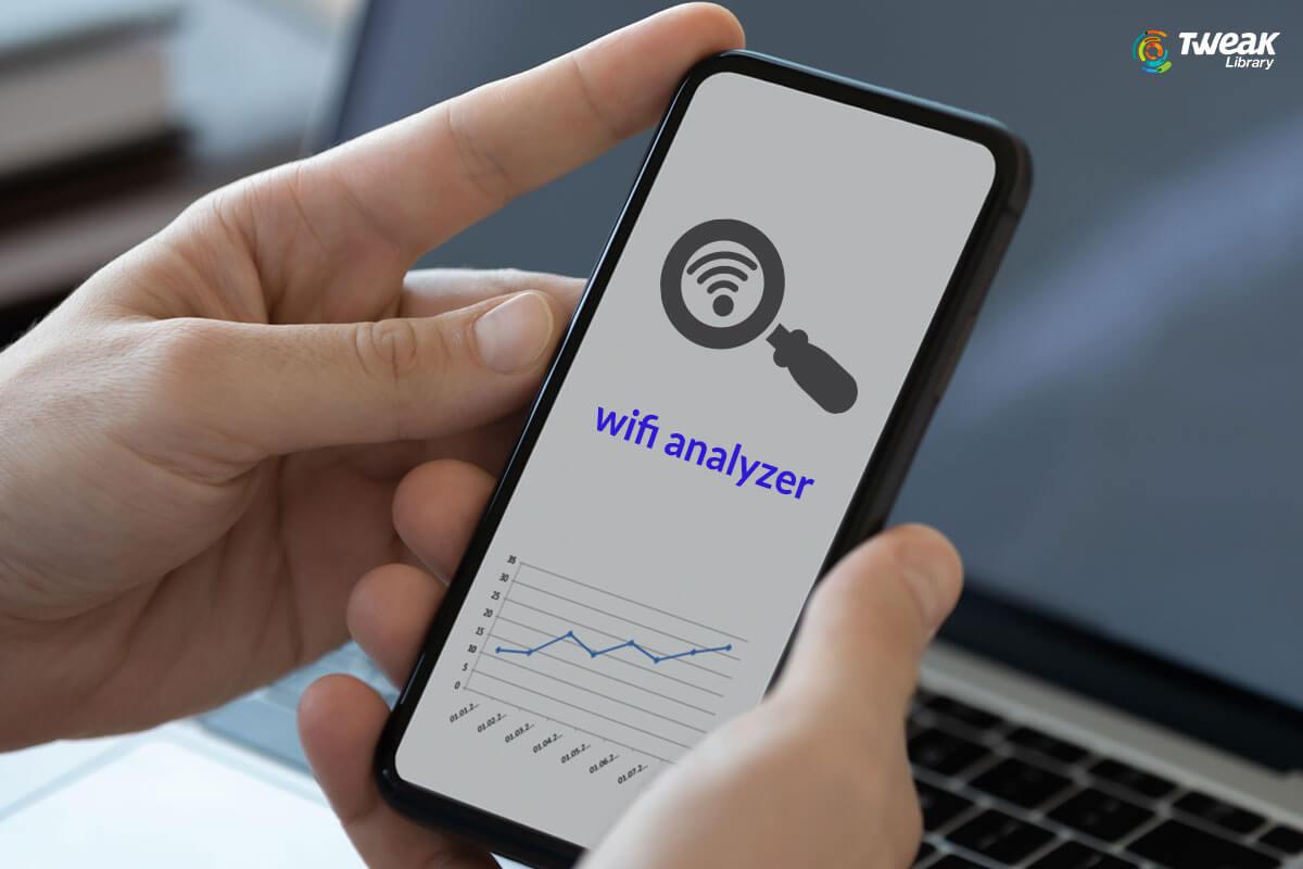 Wi-Fi Analyzer Apps