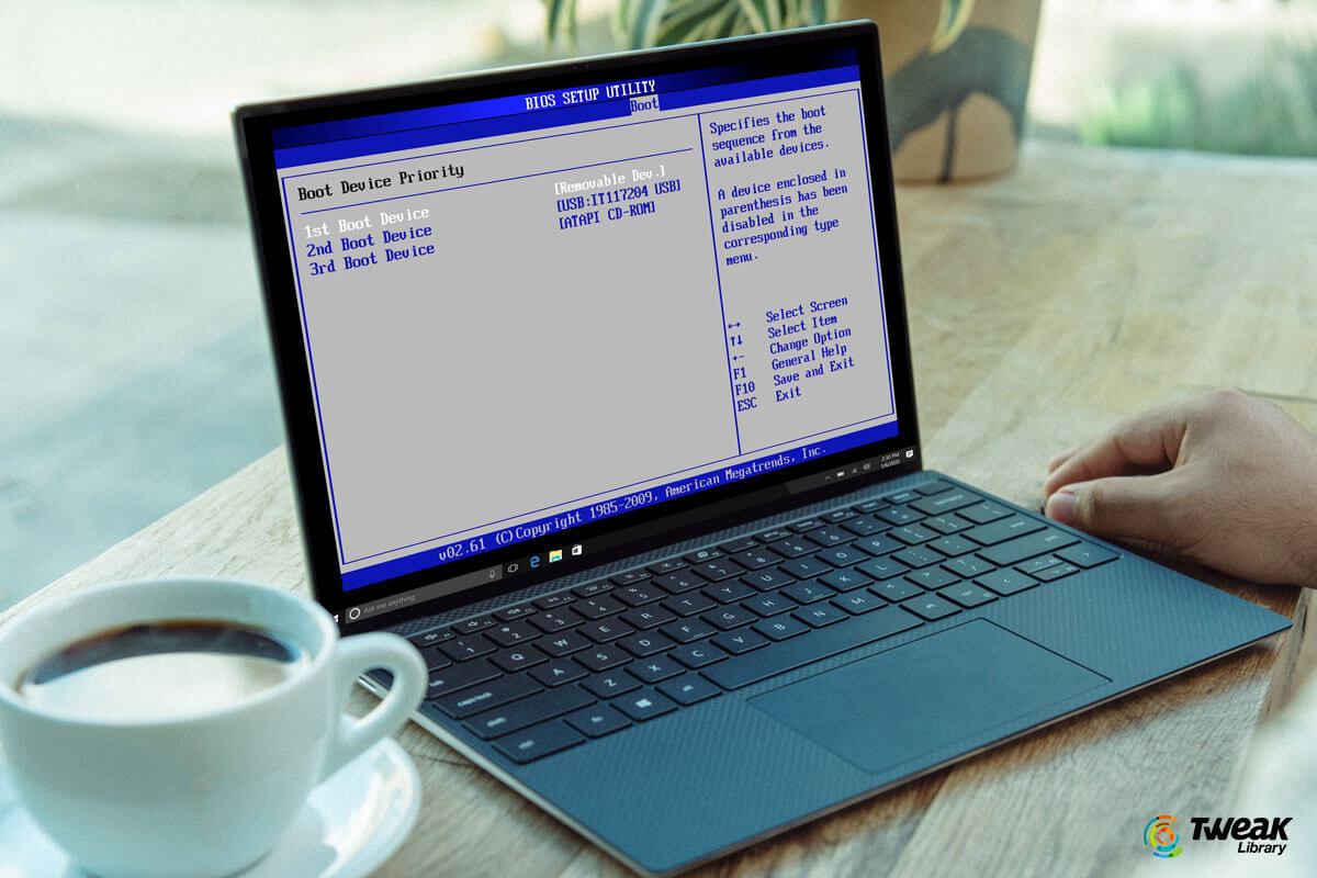 How To Change Boot Sequence On Windows 10