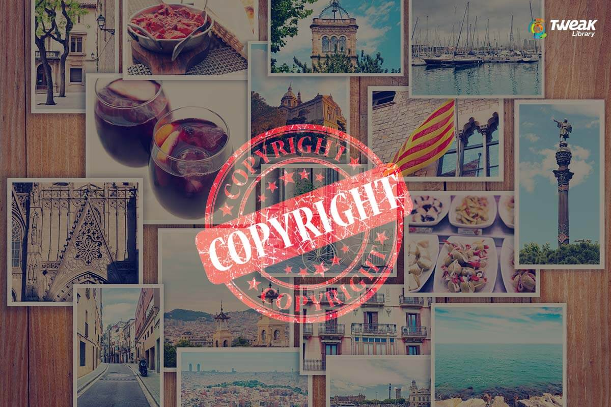Best Ways To Copyright Your Photos