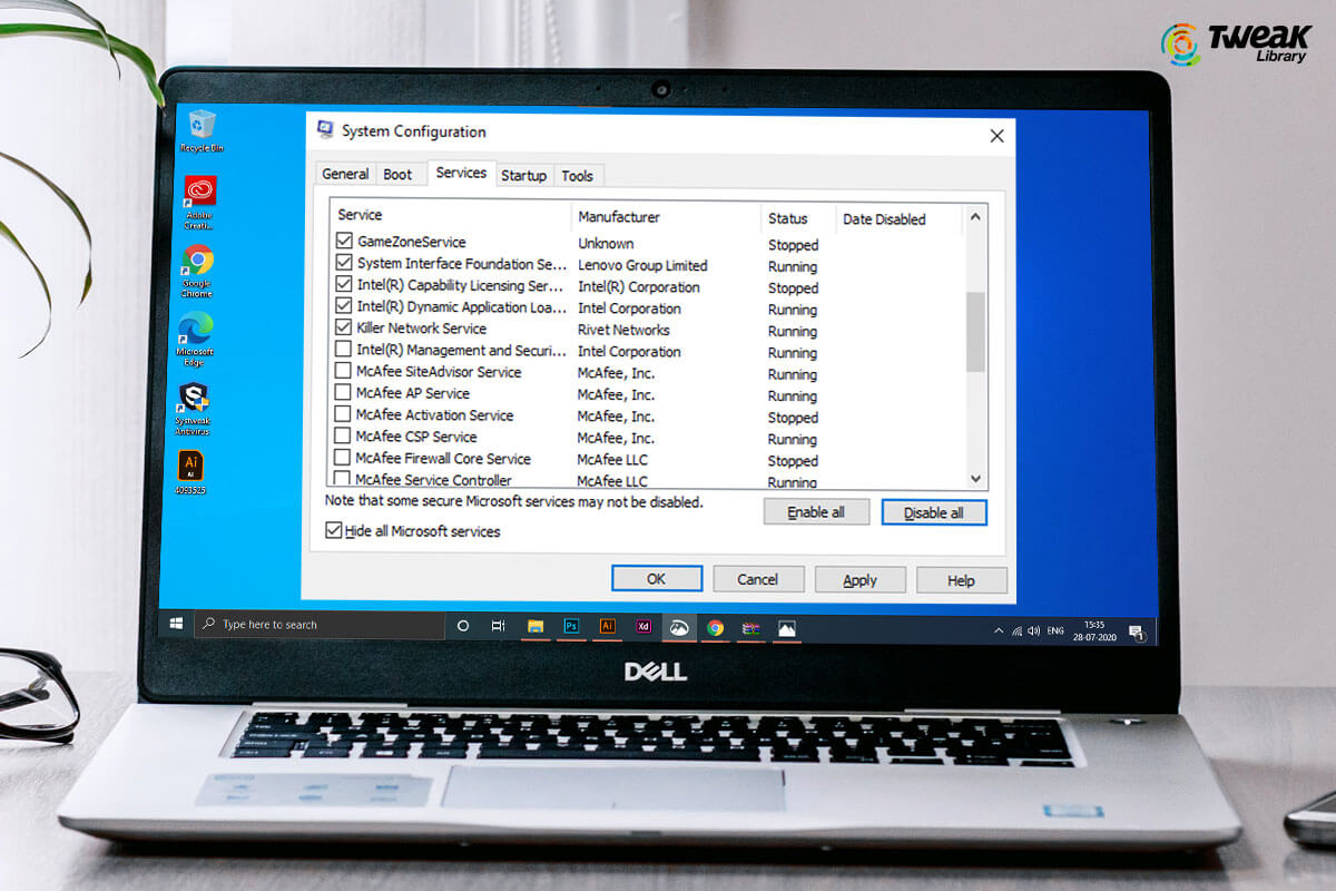How To Perform Clean Boot On Windows 10