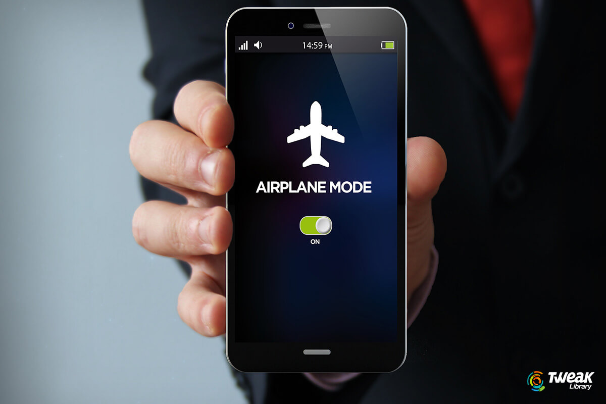 How To Use Mobile Data In Airplane Mode