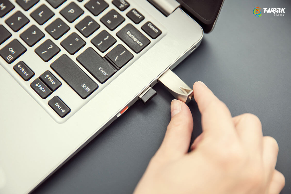How to Convert A Pen Drive Into RAM