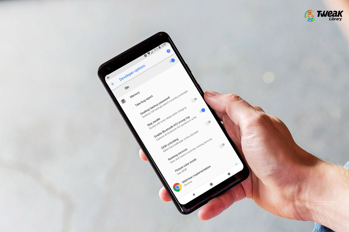 How to Enable Developer Mode On Android